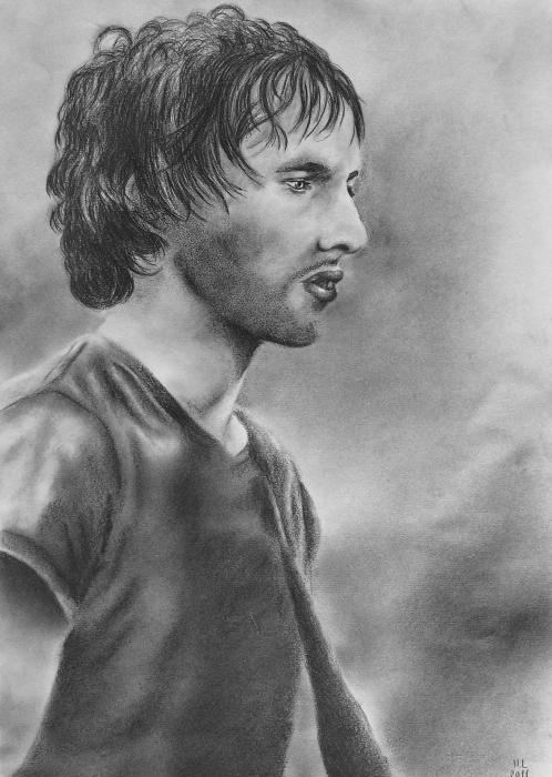 James Blunt by manny